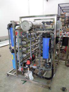 penggunaan teknologi reverse osmosis air laut untuk keperluan kapal ikan