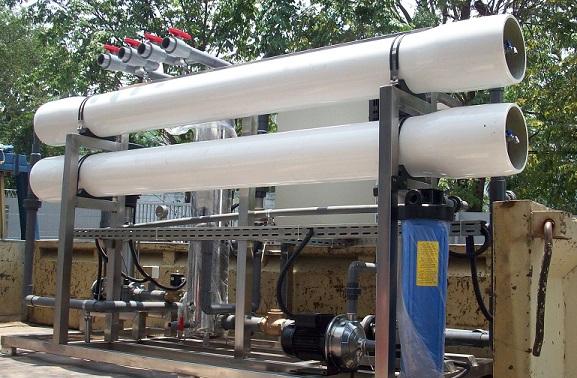 mesin pengolah air laut dari Tanindo