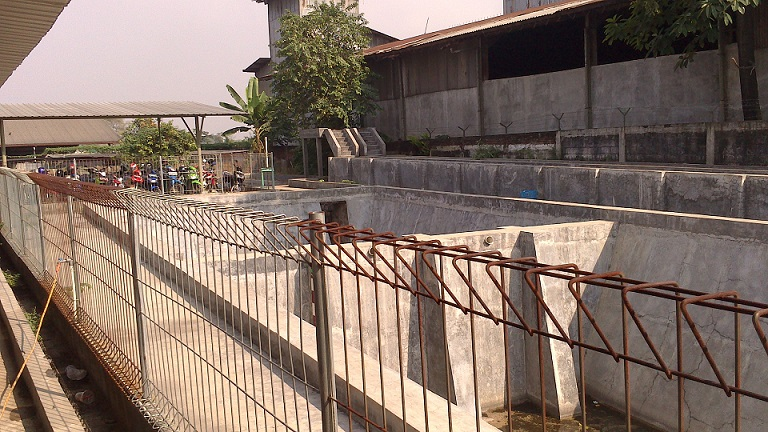 instalasi pengolahan air limbah ipal peternakan