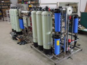 Sejarah Mesin ro reverse osmosis